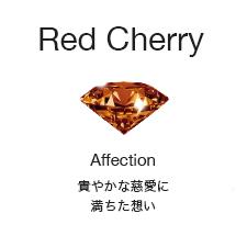 [Red Cherry]Affection:貴やかな慈愛に満ちた想い